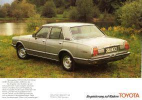 old car manuals online 1992 toyota cressida transmission control 1977 toyota cressida brochure