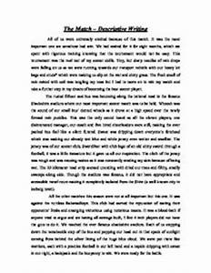 Thesis For Compare And Contrast Essay Good Descriptive Essay Example For College Writing A Synthesis Paper Examples Of A Proposal Essay also Proposal Essay Good Descriptive Essay Examples Narrative Essay About Love Good  Sample Essay Thesis