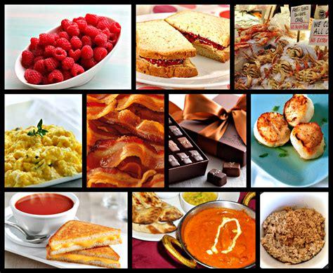 eating  favorite foods    real deal