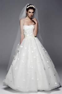 satin polka dot 50s inspired ballgown wedding dress With polka dot wedding dress