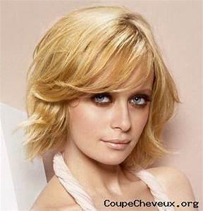 Coupe De Cheveux Mi Court : coupe cheveux mi court femme ~ Nature-et-papiers.com Idées de Décoration