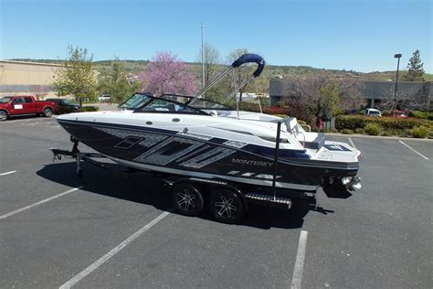 Monterey Boats M6 by 2019 Monterey M6 Deck Boat Coming Soon Hiline Motorsports
