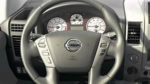 2013 Nissan Titan - Shift Lock Release