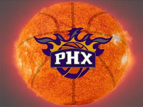 The star that provides light and heat for the earth and around which the earth moves: Phoenix Suns NBA wallpapers | NBA Wallpapers, Basket Ball Wallpapers