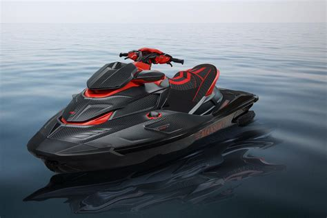 Mansory Unveil New Jet Ski With Carbon Fiber 2015