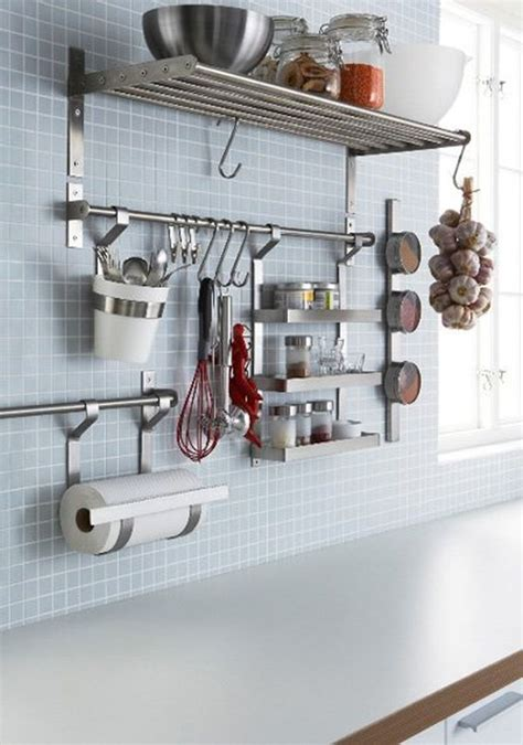 kitchen wall organization ideas 65 ingenious kitchen organization tips and storage ideas