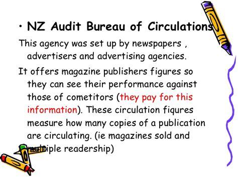 audit bureau of circulation usa measuring the magazine audiences
