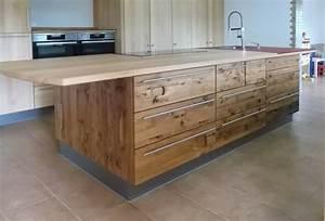 Fab Design Möbel : gro e k cheninsel aus altholz kastanie klassisch k che sonstige von pfister m belwerkstatt ~ Sanjose-hotels-ca.com Haus und Dekorationen