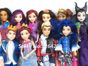 Dolls Disney Descendants