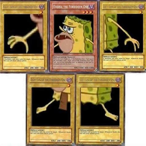 Yu Gi Oh Card Memes - yugioh memes are back and bigger than ever
