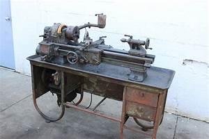 10 U0026quot  South Bend Change Gear Engine Lathe  Stock  67346