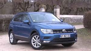 Volkswagen Tiguan Confortline : essai volkswagen tiguan 2 0 tdi 115 confortline 2017 youtube ~ Melissatoandfro.com Idées de Décoration