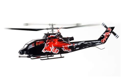 minicobra ah  red bull rtf flitework tm  miniplanes
