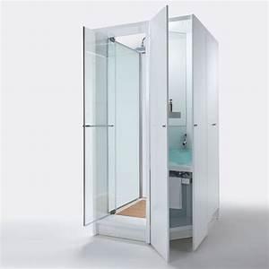 Cabine Douche 3 Parois Vitrées : cabine de douche comment bien la choisir et l 39 installer ~ Premium-room.com Idées de Décoration