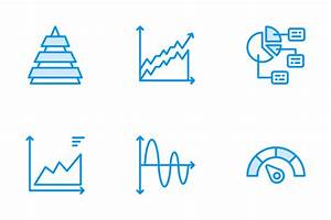 Premium Statistical Analytics Icon Pack Download In Svg