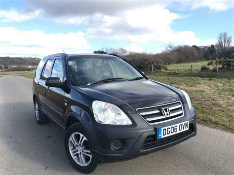 Overall, i enjoy my honda crv and would recommend it to a friend or family member. 2006 HONDA CRV 2.0 SE VETC * AUTOMATIC *   in Swansea ...