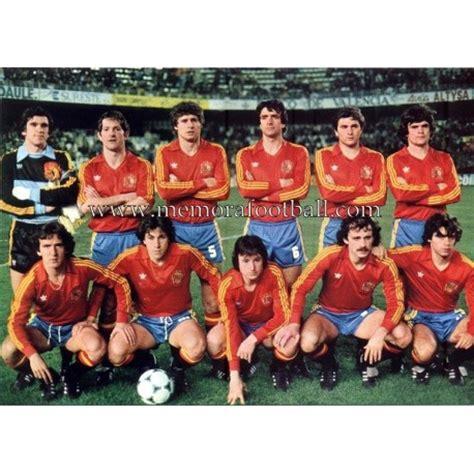 spain national team  big card memora football