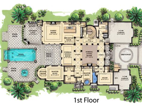 mediterranean home floor plans mediterranean home plans and house floor plans at