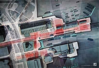 Diagrams Analysis Site Architecture Wharf Composite Hogrefe