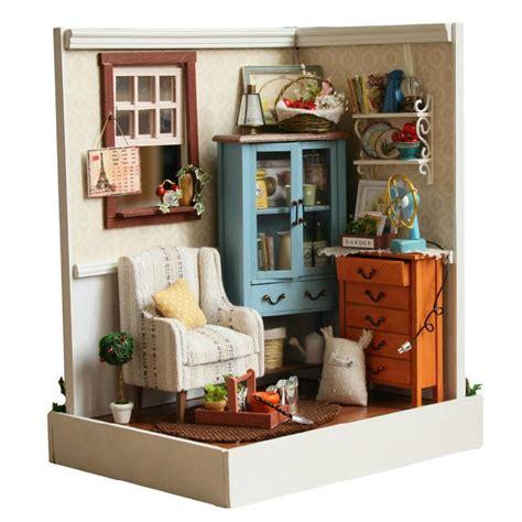 miniatura home decoration crafts diy doll house