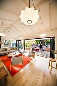 Suspension Design Salon : salon d co contemporaine 65 int rieurs inspirants ~ Melissatoandfro.com Idées de Décoration