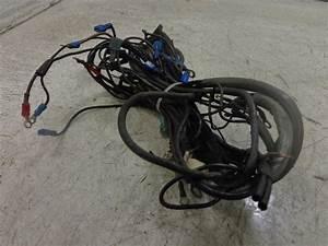 86 Harley Davidson Fxr Super Glide Main Wire Wiring Harness
