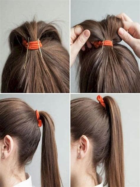 awesome ponytail styles   lengths  types