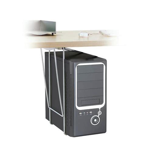 under desk cpu holder vertical cpu holder