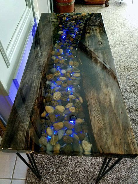 sold   order      resin river table