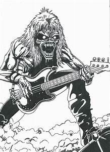 Eddie Iron Maiden by DiegoCR on DeviantArt