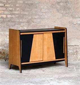 Buffet Bois Noir : buffets gentlemen designers ~ Teatrodelosmanantiales.com Idées de Décoration