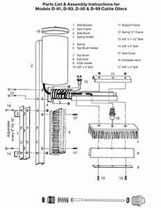 31 Cattle Parts Diagram