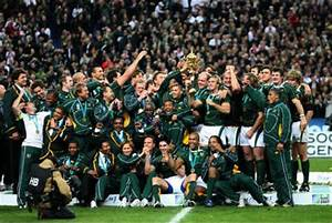 International Rugby World Cup | South African History Online