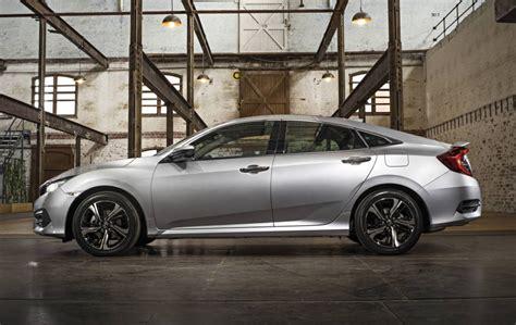 Honda Civic Sedan by 2017 Honda Civic Sedan On Sale In Australia In June 1 5