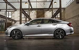 2017 Honda Civic sedan on sale in Australia in June, 1.5 ...