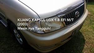 Toyota Kijang  U0026quot Kapsul U0026quot   Kf81  Lgx 1 8 Efi M  T  2003