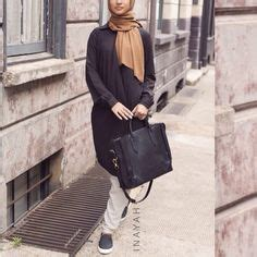 inayah black crepe cape black tapered trousers