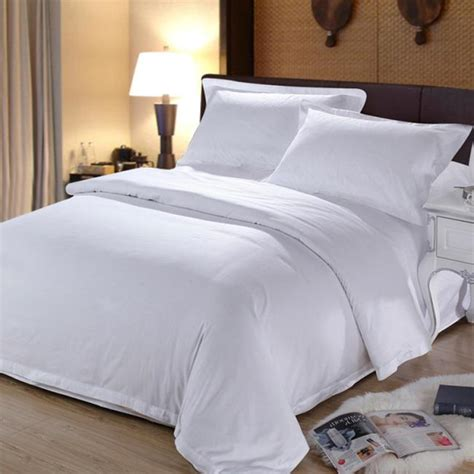 China Egyptian Cotton Plain Hote Style Sheets Best Hotel