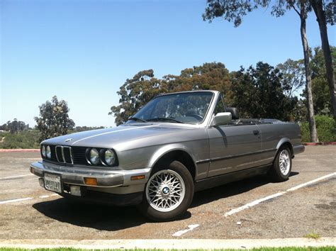Bmw 325i Convertible For Sale by 1987 Bmw 325i E30 Convertible For Sale
