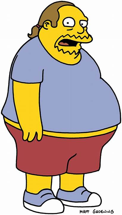 Guy Comic Simpsons Characters Character Think Wiki