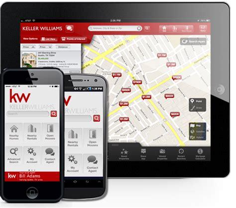 free mobile app for iphone keller williams realty s keller williams realty