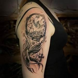 Signification Des 6 Bouddhas : tatouage attrape r ve 100 designs myst rieux et leurs significations ~ Melissatoandfro.com Idées de Décoration