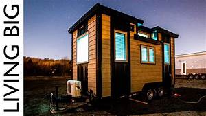 Tiny House Mobil : living big in a tiny house our traveling tiny home in north america youtube ~ Orissabook.com Haus und Dekorationen