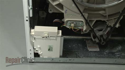 electrolux washer motor board replacement 134618211