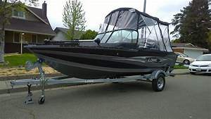 Lowe Boats 2016 Fishing Machine 165 Walk Around Video And Owner Review  Detailed