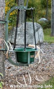 rack trap antler trap 01 whitetail hunting
