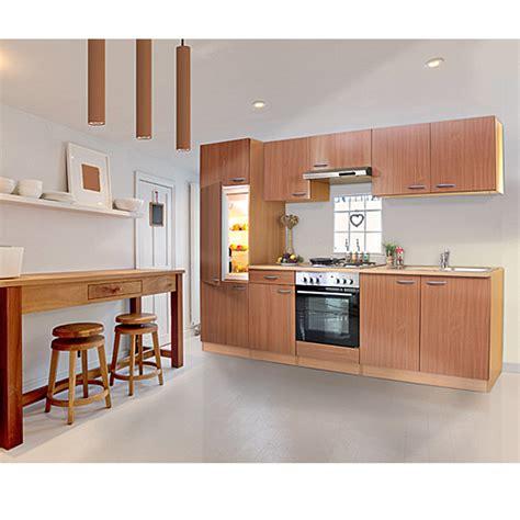 Küche Mit Fenster by Respekta K 252 Chenzeile Kb270bbebo Breite 270 Cm Buche