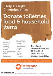 Toiletry Items Donation