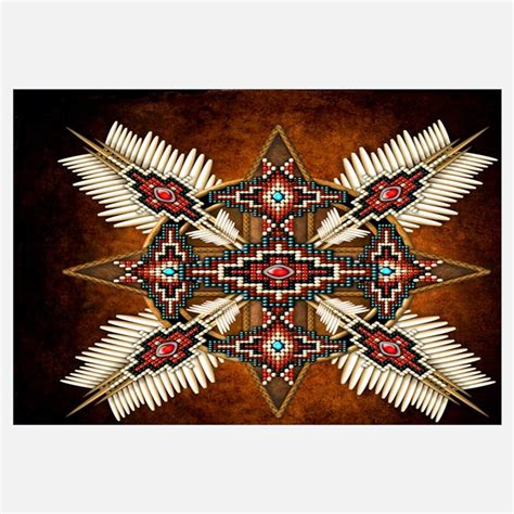 Native American Wall Art  Native American Wall Decor