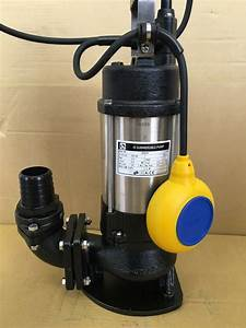 2 U0026quot  Heavy Duty Submersible Sewage Sump Pump Slurry